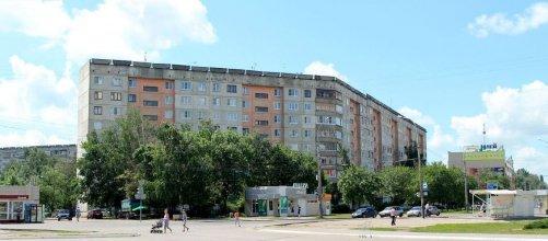Апартаменты на Бульваре