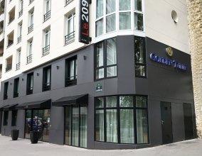 Отель Golden Tulip Gare de Lyon le 209