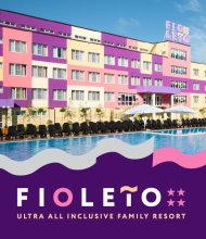 Отель Fioleto Ultra All inclusive