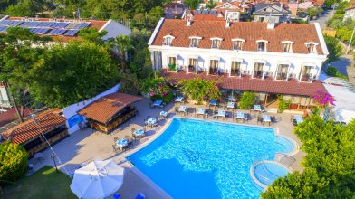 Отель Gocek Lykia Resort