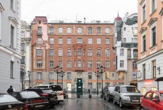 Апартаменты Город Рек у Спаса-на-Крови
