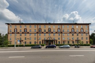 Гостиница Ярославская