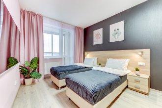 Апартаменты LIKE TWO ROOMS Политехническая 6