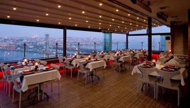 Отель Istanbul Golden City