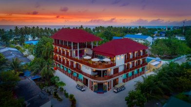 Отель Araamu Holidays & Spa