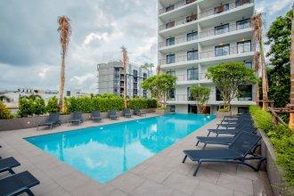 Апартаменты The Pool 2