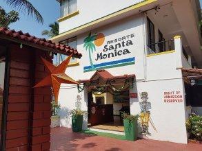 Отель Santa Monica