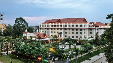 Курортный отель Sokha Angkor