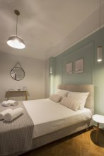 Апартаменты Apollonos Studio