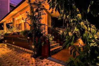 Отель Boons Ark Anjuna Goa