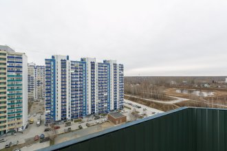 Апартаменты с Панорамным Окном