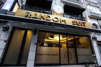 Отель Random Suit Hotel Istanbul