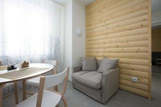 Апартаменты Этажи на Токарей 40