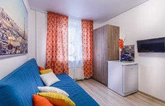 Апартаменты Париж на Дмитириева 4
