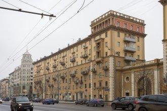 Bulgakov at Triumfalnaya Square Апартаменты
