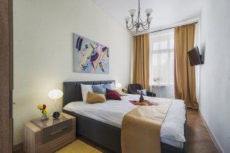 Апартаменты Город - М Серафимовича 2 на Набережной