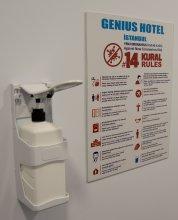 Отель Genius Istanbul