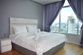 Апарт-Отель Saba Suites at Vortex KLCC Bukit Bintang