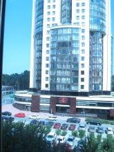 Апартаменты Просторная Квартир с видом на парк