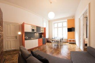 Апартаменты Yourplace Central