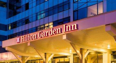 Отель Hilton Garden Inn Красноярск