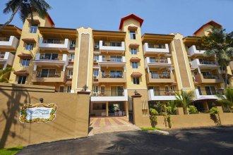 Апарт-отель Veera Strand Park Serviced Apartments