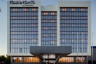 Отель Ever Hotel Asia (ex.Four Points By Sheraton Istanbul Dudullu)