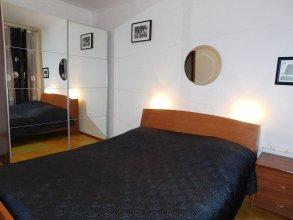 Апартаменты Cozy Belorusskaya Apartments 3
