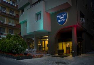 Отель Maltepe 2000