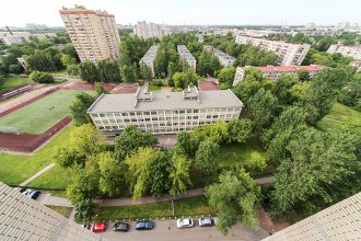 Апартаменты на Космонавтов 23 к3