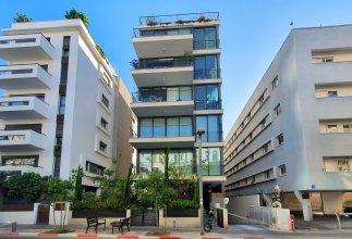 Апартаменты Exclusive 3 Bdr - Rothschild #TL40