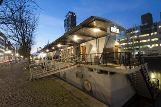 Отель H2OTEL Rotterdam