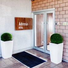 Отель Adresa