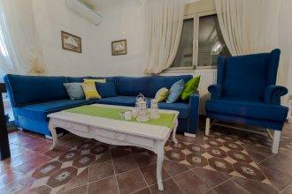 Вилла Toroni Luxury Villas- White Villa