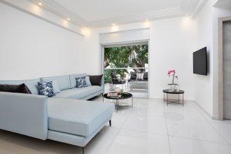 Апартаменты White & Bright 2BR in Jean Jaures by HolyGuest