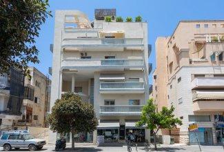 Апартаменты Bold & Beautiful 1BR in Ben yehuda by HolyGuest