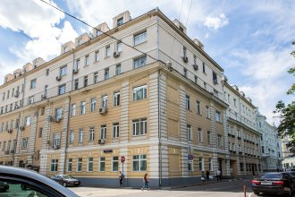 Апартаменты HTH 24 Москва Мерзляковский переулок 11