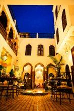 Отель Riad Al Mazhar