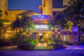 Отель PGS Casa Del Sol