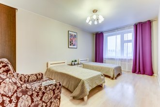 Апартаменты на Бадаева 14