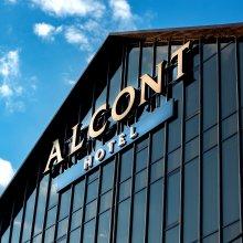 Отель Alcont
