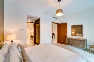Апартаменты Ease By Emaar Meadow Two Bedroom