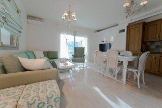 Вилла Toroni Luxury Villas - Villa Deluxe