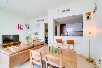 Апартаменты Ease By Emaar Pinewood One Bedroom