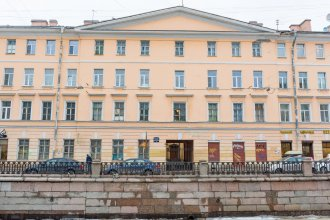 Апартаменты на Грибоедова 41