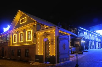 Отель Татарская Усадьба
