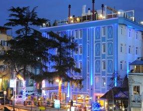 Отель Blue House
