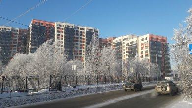 Апартаменты Whiteflat с видом на Лавру