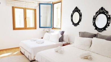 Апартаменты Design 2 Bdr Swimming Pool Jaffa #Y4