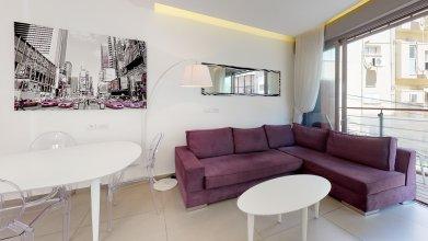 Апартаменты Two Sunny Ben Yehuda 50 by HolyGuest
